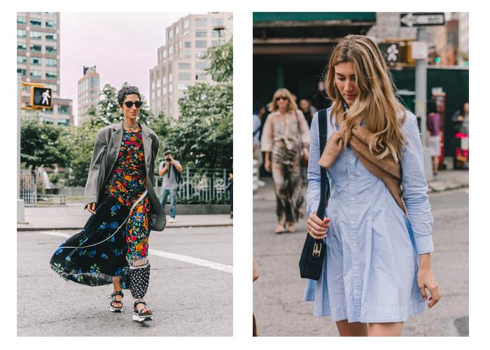 Forever February New York Fashion Week Street Style