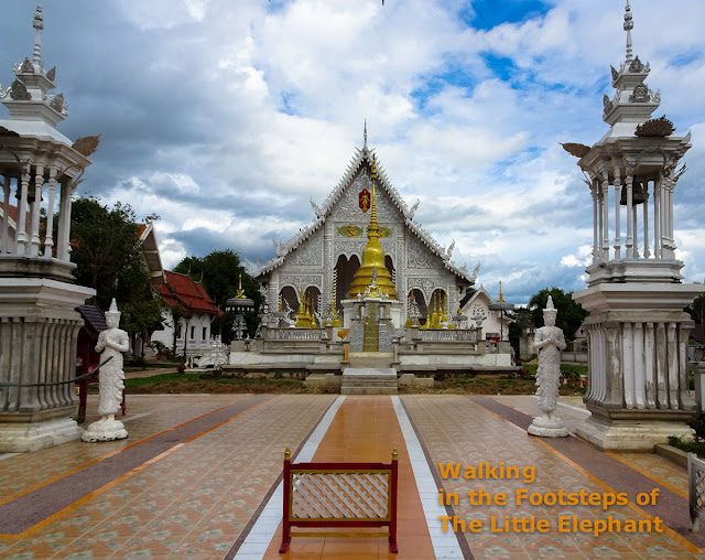 Temple in Lampang, Thailand