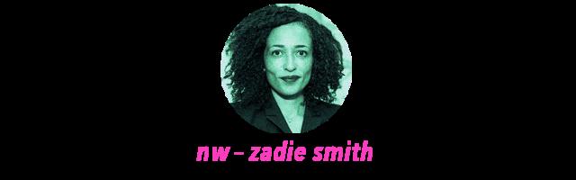 NW, Zadie Smith