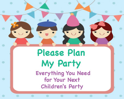 Please Plan My Party-a Site for All of Your Children's Party Planning Needs. Themed party on the most popular characters.