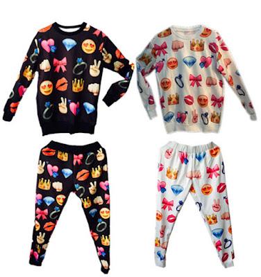 imagens-de-pijamas-com-desenhos de-emoji