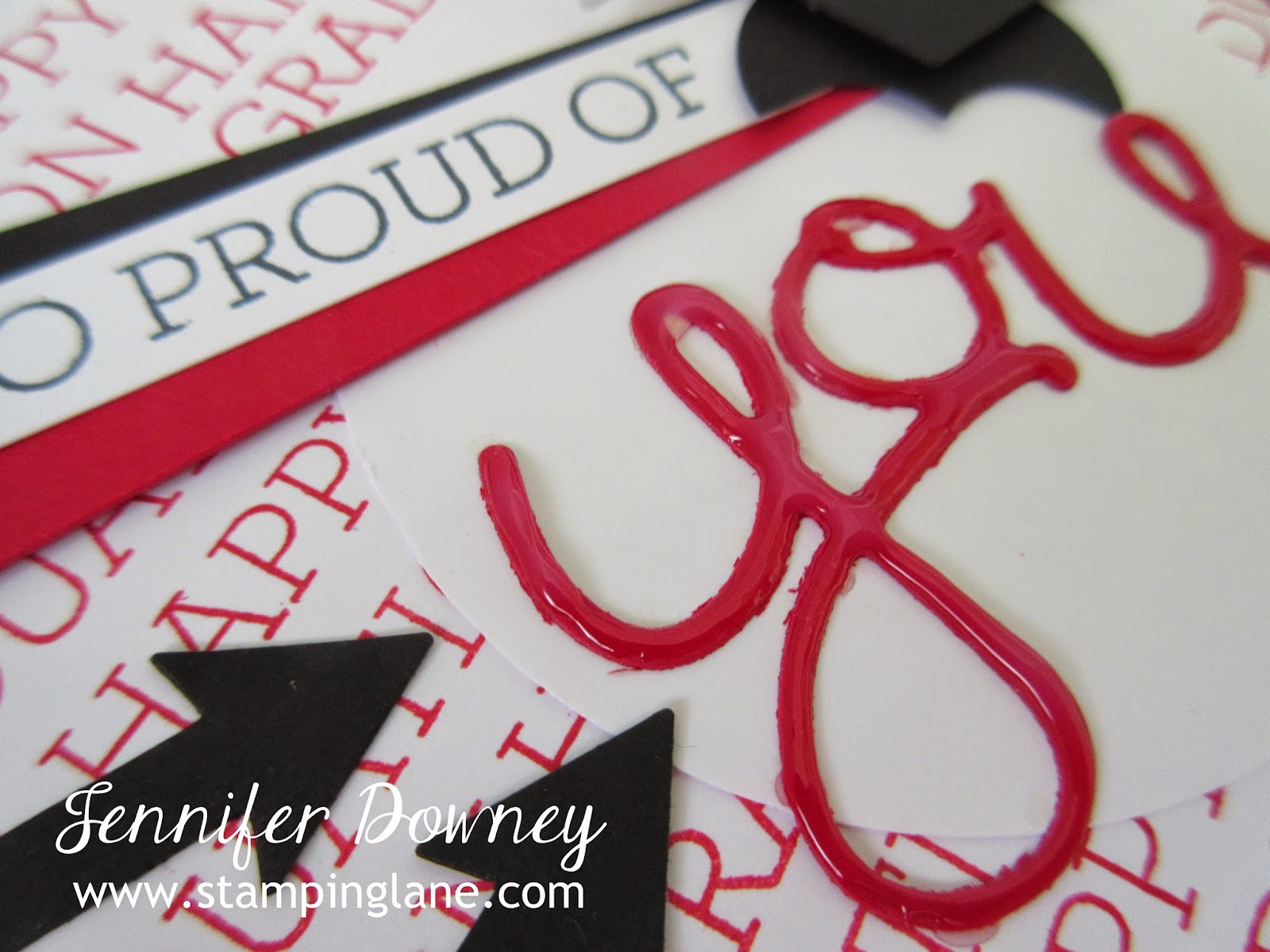 Stamping Lane: Creation Station Blog Hop - Crazy About You