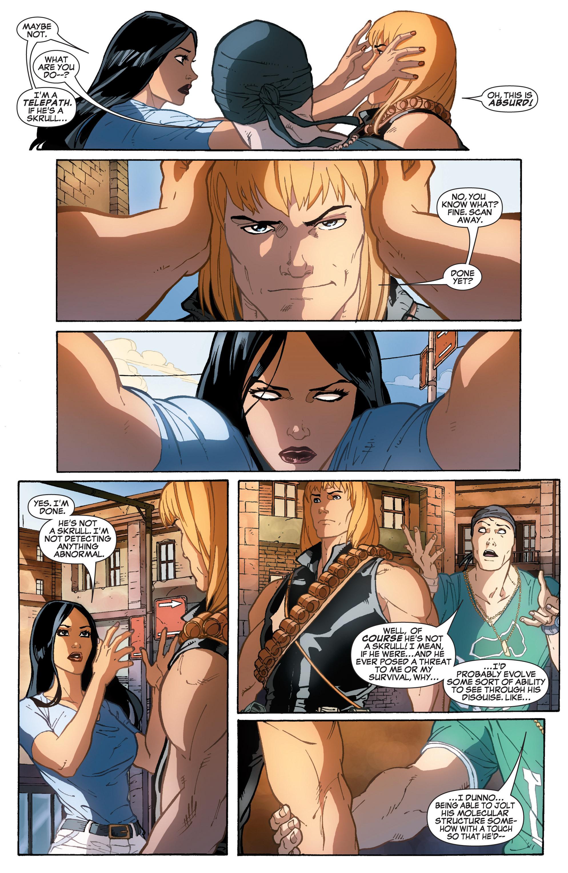 Read online She-Hulk (2005) comic -  Issue #31 - 23
