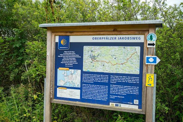 Wacholderweg von Aicha nach Allersburg  Wandern im Amberg-Sulzbacher Land 08
