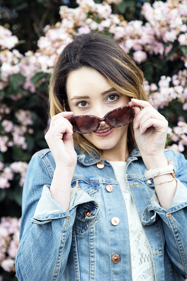 Spring Style: Kate Spade Sunglasses