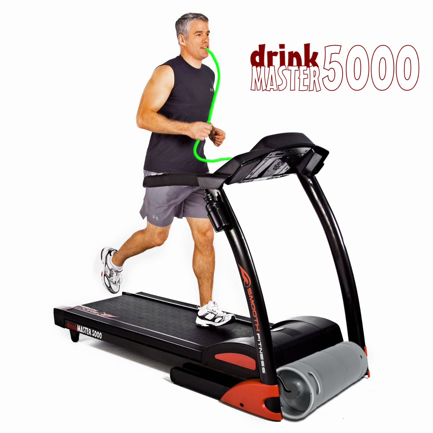 Bud Miller on the drinkMASTER 5000
