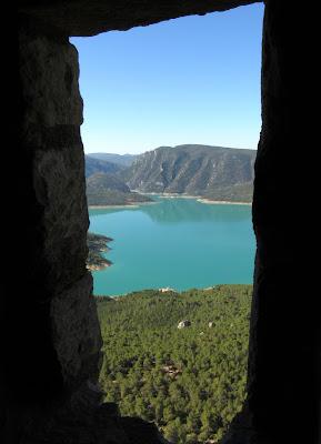 Vistas desde la ermita de Sta. Quiteria y San Bonifacio