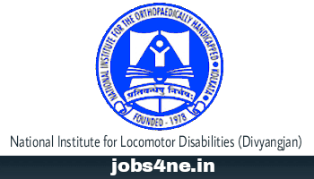 National-Institute-for-Locomotor-Disabilities-Divyangjan-NILD-Recruitment