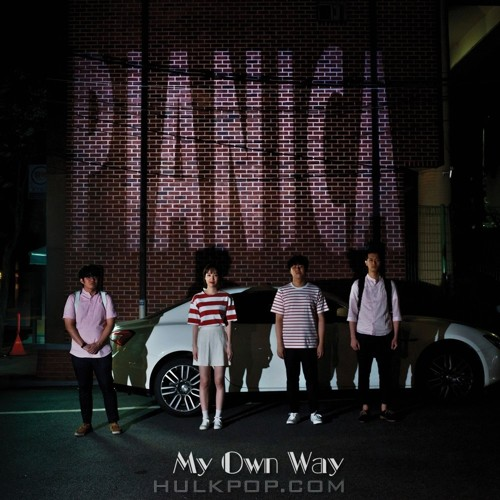 Pianica – My Own Way – EP