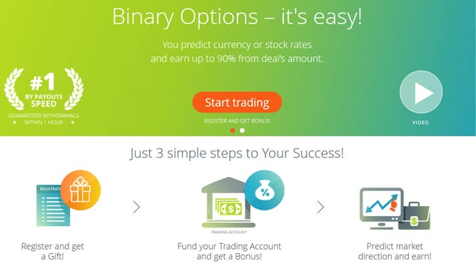 Binary Betting and Betting exchanges