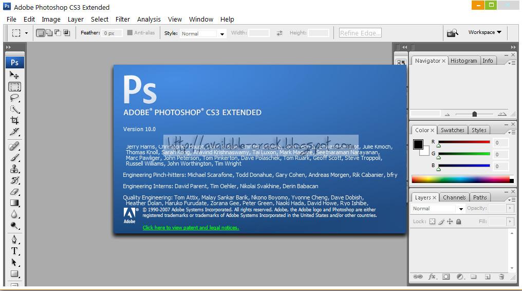 Adobe Photoshop Cs 20 Download Google