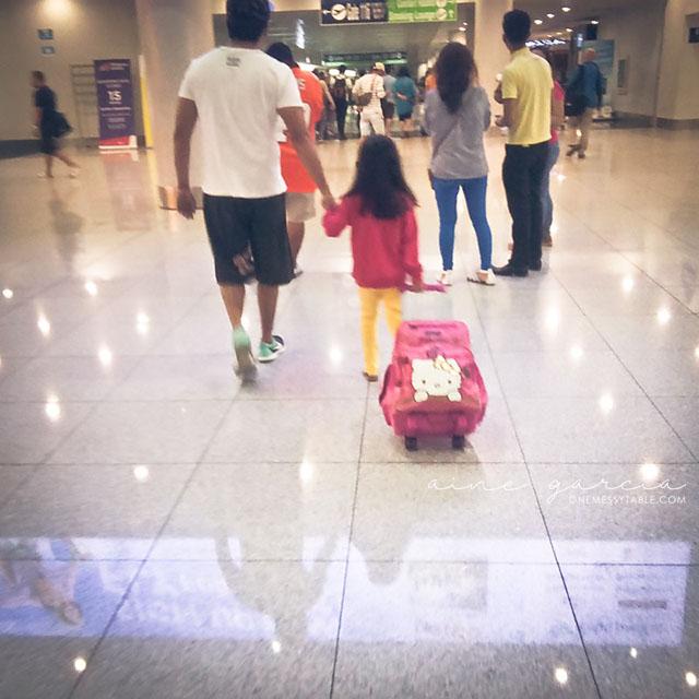 01.04.16 | NAIA Terminal 3, Metro Manila | Photo by Aine Garcia