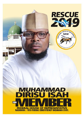 2019 Polls: Dirisu Vows To Work For Constituents