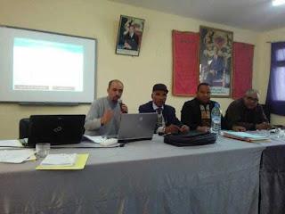 الريصاني : لقاء تواصلي موسع لتنزيل المشاريع المندمجة للرؤية الإستراتيجية 2015/2030 داخل المؤسسات التعليمية.