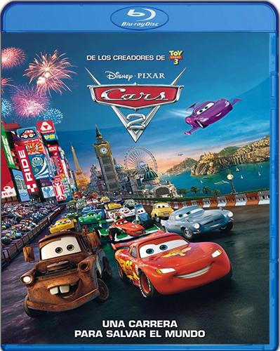 Cars 2 [2011] [BD25] [Latino]