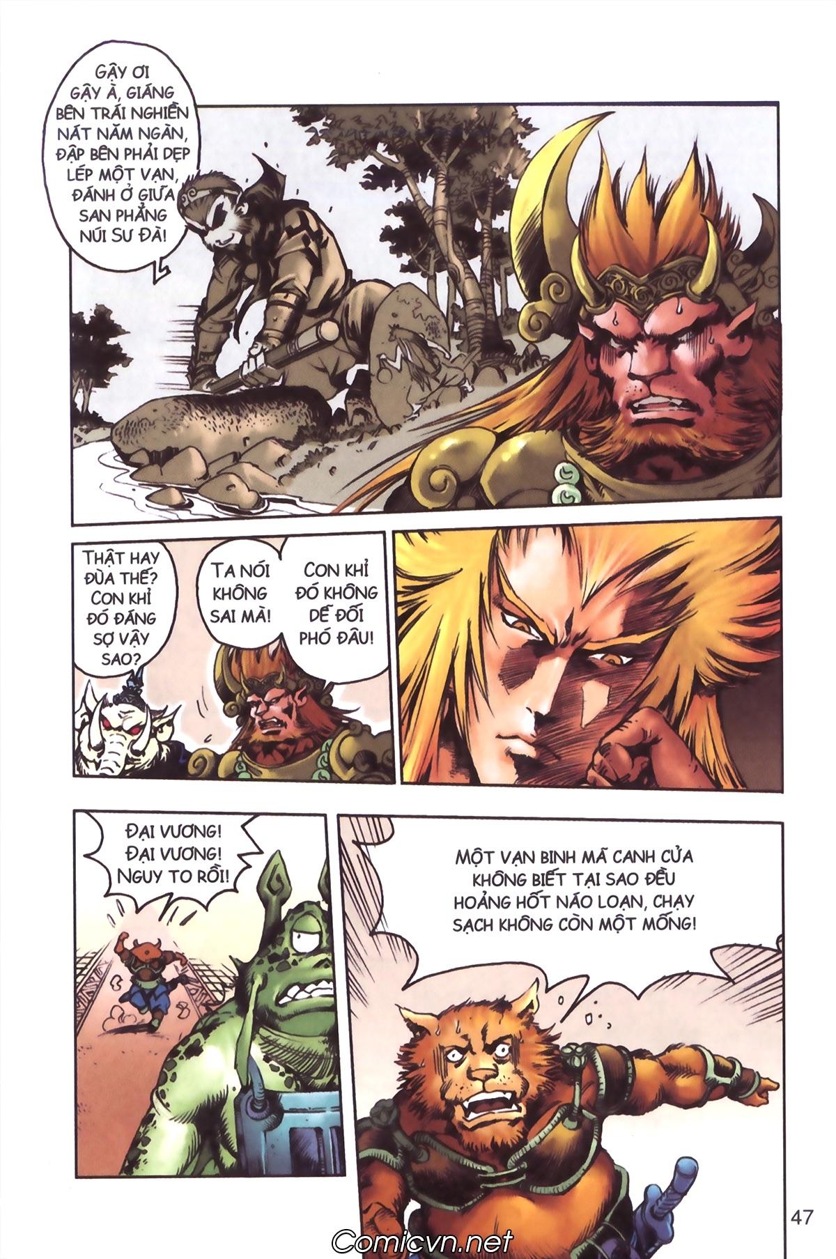 Tây Du Ký màu - Chapter 120 - Pic 7
