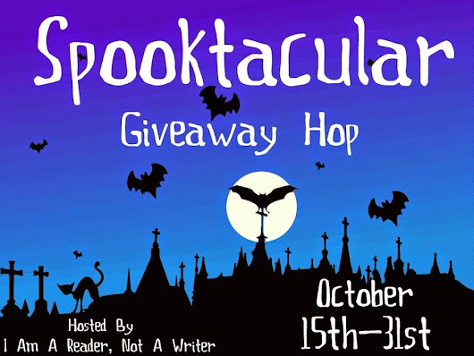 Enter to Win 2 Cozy Halloween Mysteries in the Spooktacular Giveaway Hop WW Ends 10/31