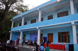 Newly Constructed Kasturi MSK building
