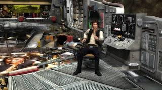 Star Wars Han Solo pinball