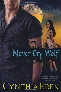Guest Review: Never Cry Wolf by Cynthia Eden