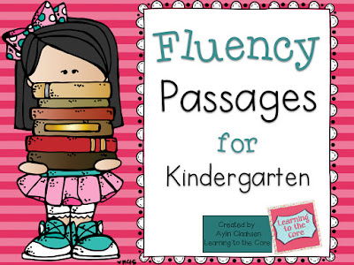Fluency Fun! - Learning to the Core