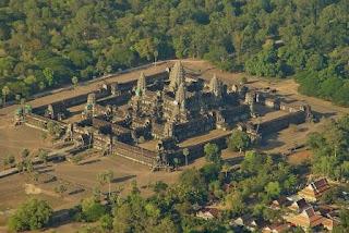 1. Angkor Wat Temple