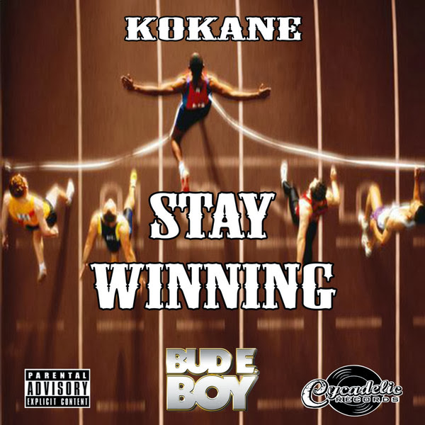 Kokane - Kokane Stay Winning - Single  Cover