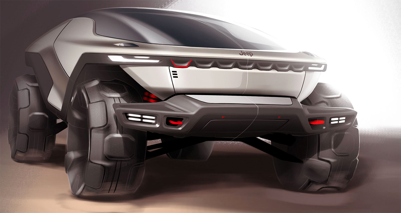 Future of Jeep: New Form Factor Visions. Part One | motivezine