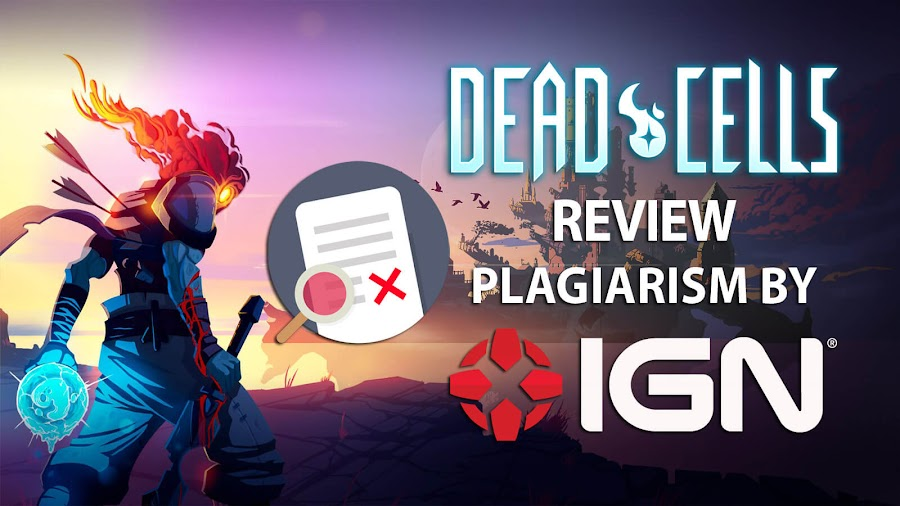 dead cells plagiarized review ign