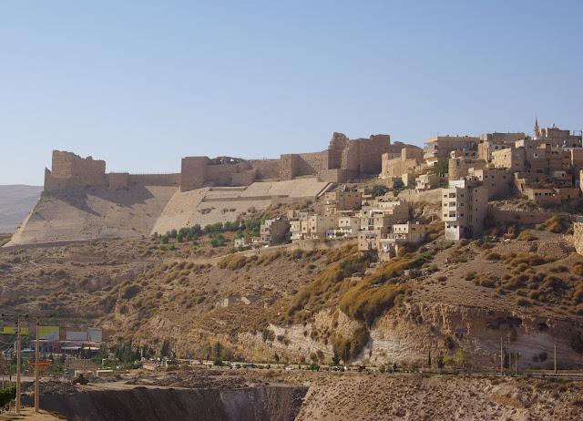 Italian archaeologists believe Jordan's Karak Castle has more to say