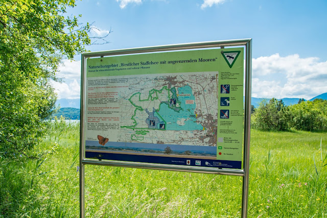 Staffelsee-Rundweg  Wanderung bei Murnau – Das Blaue Land 12