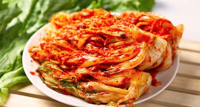 Resepi Kimchi Yang Mudah