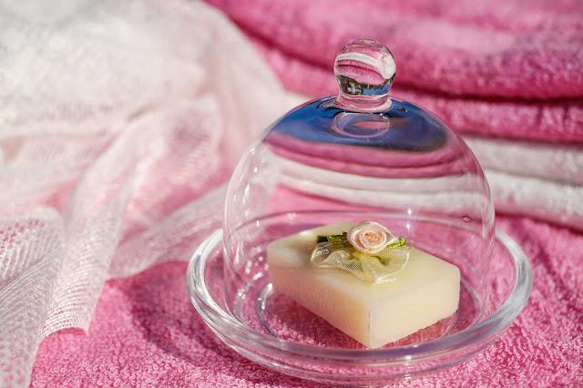 sabun mandi roamantis