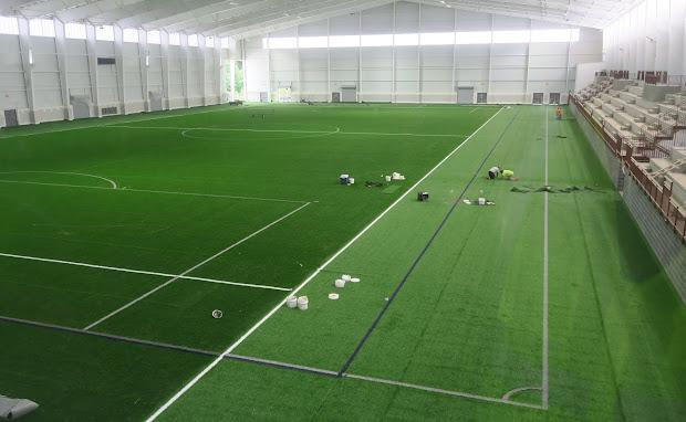 Annandale St. James Sports Complex Set Open