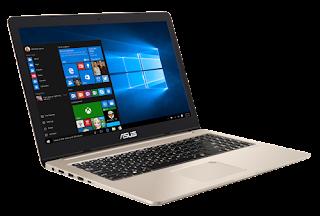 ASUS VivoBook Pro N580, Notebook Tipis dengan Performa dan Suara Dahsyat