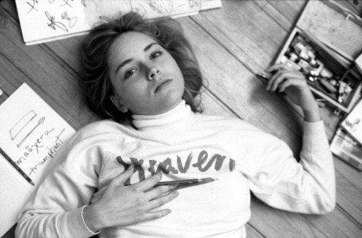Sharon Stone 1983 Vintage Everyday