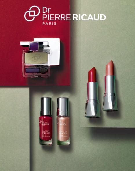 #Concours : Gagnez la Collection maquillage automne hiver Dr RICAUD avec Cicirena