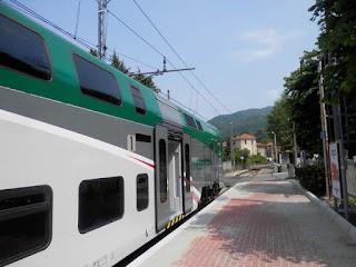 treno canzo
