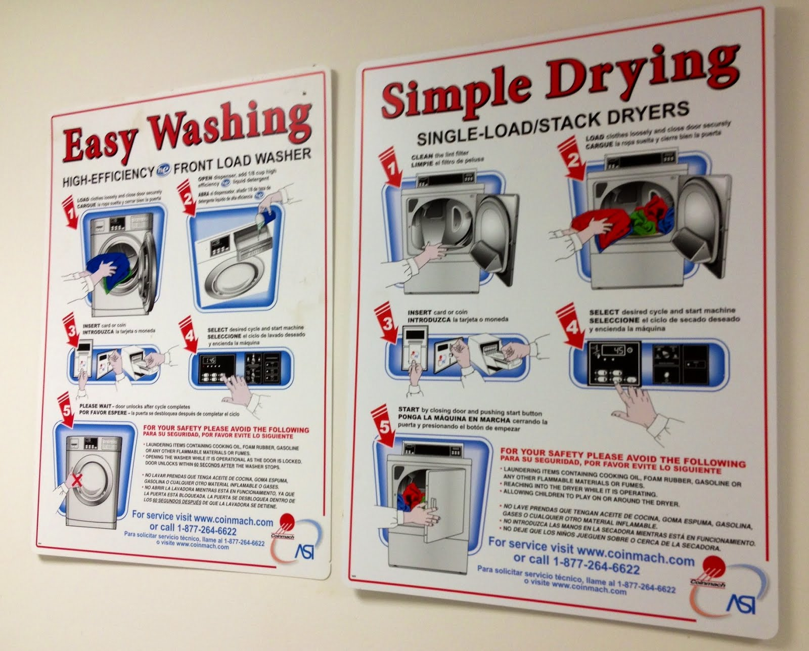 Wave Rider Laundry System