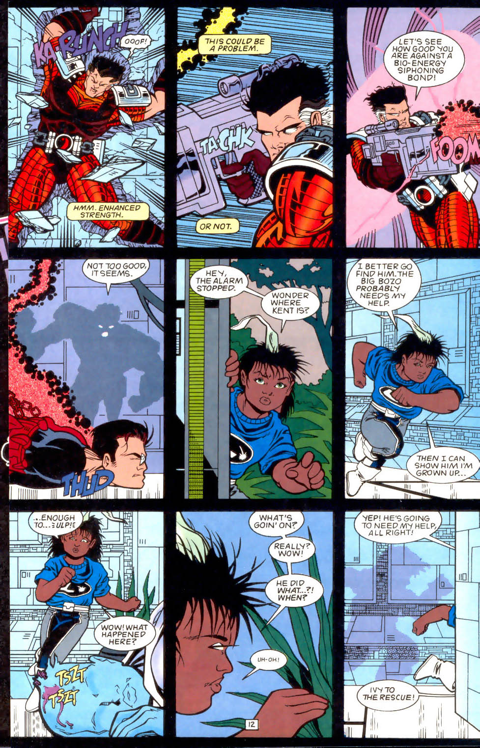 Legion of Super-Heroes (1989) 51 Page 12
