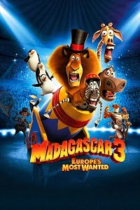 Watch Madagascar 3: Europe's Most Wanted Online Free in HD
