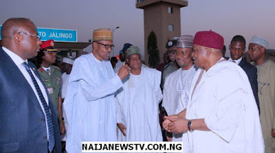 Muhammadu Buhari Government is Plotting to Stop Seven Governors