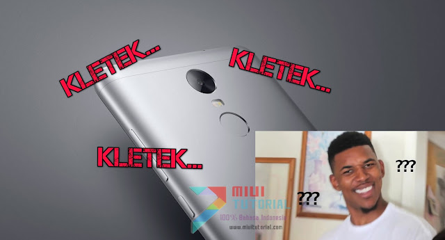 Muncul Suara Kletek-Kletek Aneh dari Module Kamera Smartphone Xiaomi? Itu Rusak Kah?!! Ini Penjelasannya