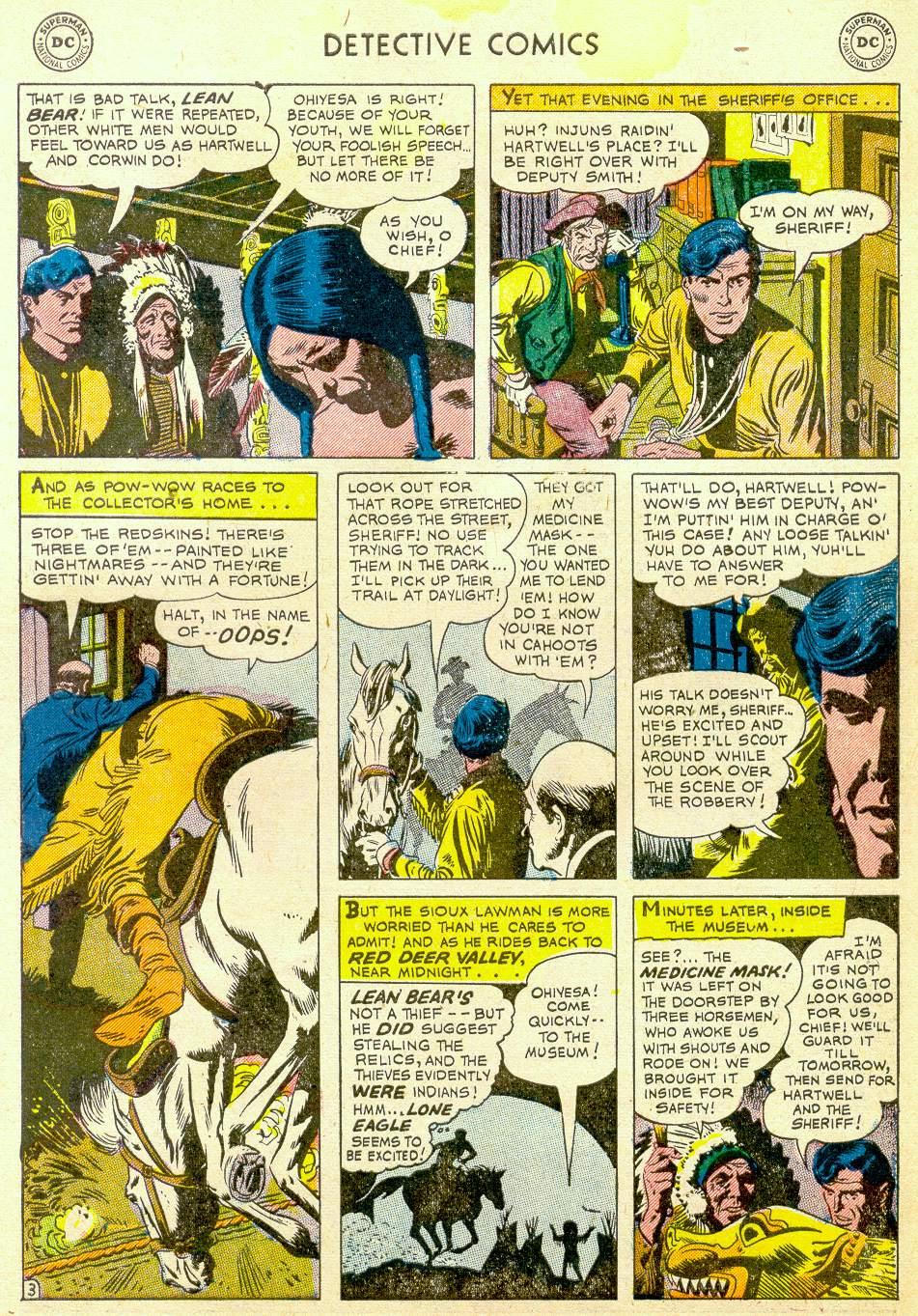 Read online Detective Comics (1937) comic -  Issue #184 - 37