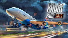 Flight Sim 2018 Mod Apk Unlimited Money for android