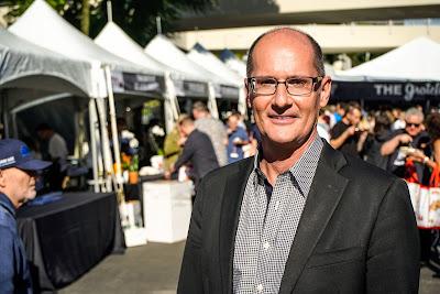Former #NASCAR ISM Raceway President Bryan R. Sperber