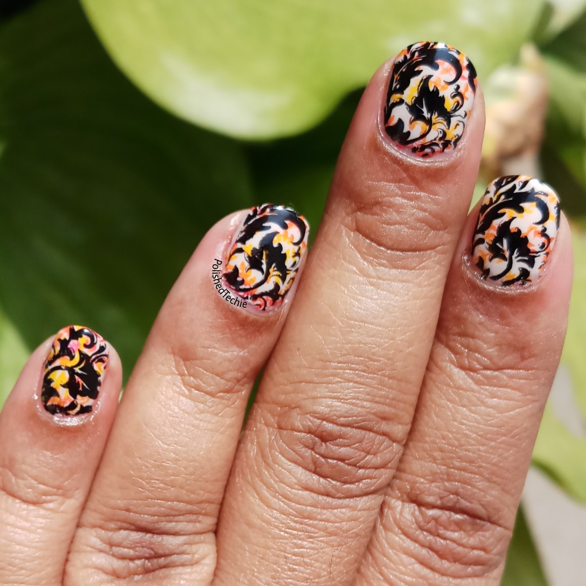 Polished Techie | Indian Nail Art Blog on Feedspot - Rss Feed
