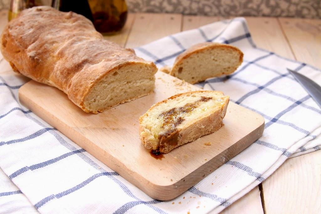 Ciabatta, włoski chlebek