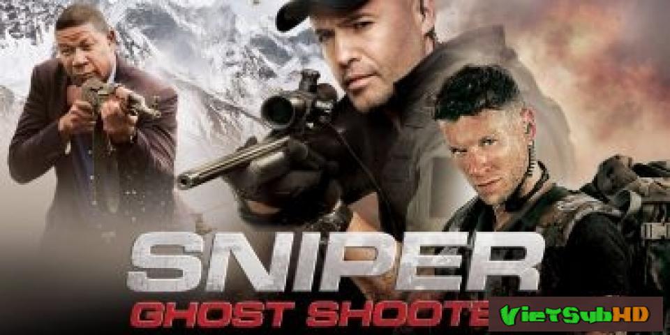 Phim Lính bắn tỉa: Truy tìm nội gián VietSub HD | Sniper: Ghost Shooter 2016