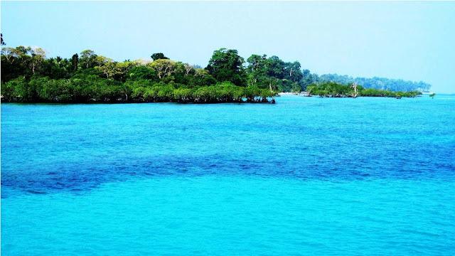 Baratang-Island